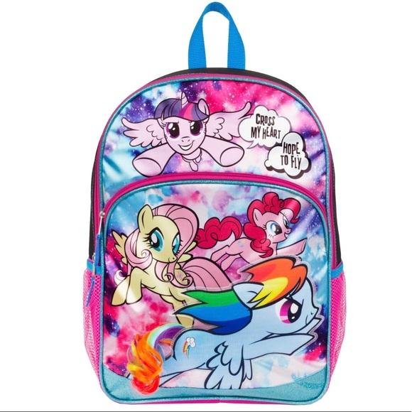 My Little Pony Rainbow Dash Backpack